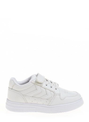 Hummel Çocuk Ayakkabı Nielsen 207916-9001 Beyaz